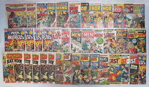 Lot 40 Amazing Adventures Marvel Feature Special Edition 1st Killraven 1970-1980