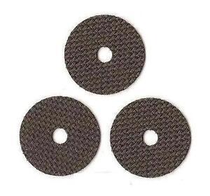 Okuma carbontex drag washers AZORES 5000, 5500, Z-55S