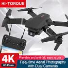2021 RC Drone 4k HD Wide Angle Camera WIFI FPV Drone Dual Camera Quadcopter Toys