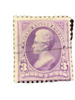 US Scott # 253 - Used - CV=$13.00. (I15).