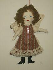 Polly Picktown & The Village Of Pickerington Soft Sculpture Pattern
