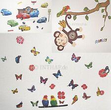 Markenlose Kinderzimmer-Dekorationen mit Tier-Thema