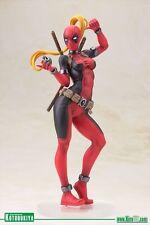 Kotobukiya Marvel Comics Bishoujo Lady Deadpool Statue