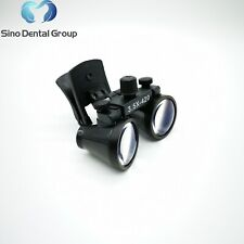 3.5X Clip on Medical Dental Clinic Surgical Binocular Magnifier Loupes