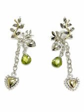 ALGERIAN Love Knot EARRINGS Casino Royale Bond Girl 007