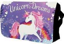 Unicorn Dreams/Cavallo Scuola/College/Fattorino/Imbottita/Borsa Laptop