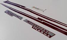 Motobecane Mobyx X7  decal emblems aufklleber autocollants stickers
