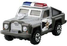 Tomica Modelcar 1/64 No. DM-14 Disney Toy Story Excruiser Patrol Car Woody