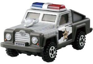 Tomica 1:64 No. DM-14 Disney Toy Story Excruiser Police Patrol Car Woody