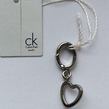 Calvin Klein Jewelry Wish Heart Charm