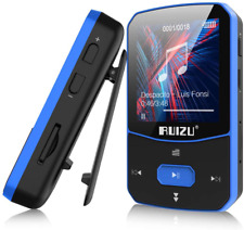 16Gb Clip Mp3 Player with Bluetooth 5.0, Lossless Sound Music Player