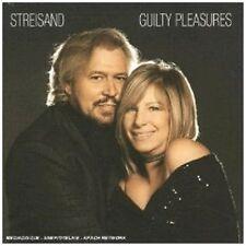BARBRA STREISAND - GUILTY PLEASURES: CD ALBUM