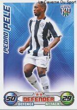 PEDRO PELE CAPE VERDE WEST BROWMICH Falkirk.FC CARD PREMIER LEAGUE 2009 TOPPS