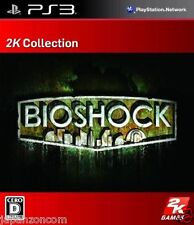 Used PS3 Bioshock 2K  SONY PLAYSTATION 3 JAPAN JAPANESE IMPORT
