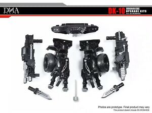 DNA Design DK-10 DK10 SS-14 SS14 Ironhide Upgrade Kit will arrive