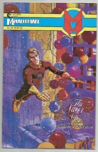 1993 Eclipse MIRACLEMAN #24-scarce last issue-HI GRADE