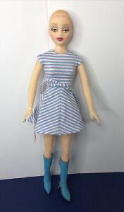 """16"""" James & Meisner Knickerbocker 2000 """"Willow"""" Doll Missing Wig As Is #U"""