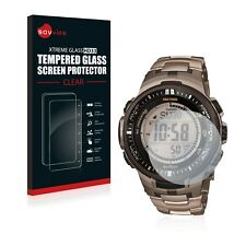 TEMPERED GLASS SCREEN PROTECTOR for Casio Pro Trek PRW-3000T-7JF
