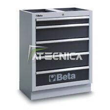 Cassettiera fissa 5 cassetti BETA C45M5 per arredamento da officina Beta C45