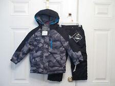 NEW $130 ZEROXPOSUR WINTER JACKET VERTICAL SNOW PANTS SNOWSUIT BOYS 4