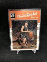 2016-17 Panini Optic Devin Booker #121 Phoenix Suns Base 2nd Year Rookie I45