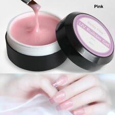 BELLE FILLE 15ml Builder Gel Finger Nail Art Tip Extension UV & LED Extend Gel