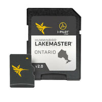 Humminbird 600053-2 Lakemaster Chart - Ontario W/woods & Rainy Lakes -
