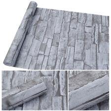 3D Self-adhesive Wallpaper Waterproof Contact Brick Paper Pvc Roll Stone Texture