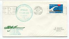 1970 Apollo Flight 13 Canberra Australia Honeysuckle Station Space Cover SIGNED