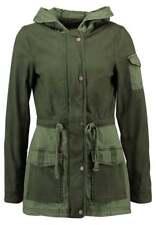 Hollister Co. Leichte Jacke für Damen Olive Gr. L A4182