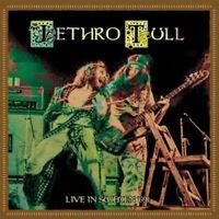 JETHRO TULL Live In Sweden '69 Green coloured 180g vinyl Lp numbered ltd rare