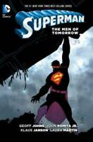 Superman: The Men of Tomorrow by Johns, Geoff