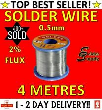 Solder Wire Fluxed Core Soldering 4M 0.5mm ***BEST BUY - TOP SELLER***