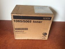 GENUINE XEROX 1065 5065  PRINTER / COPIER TONERS 6R90147x3