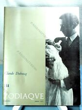 ZODIAQUE N°131 CLAUDE DUBOSCQ - ÉDITIONS ZODIAQUE - TRIMESTRIEL JANV. 1982 TBE*