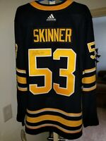 Jeff Skinner Signed Autograph Buffalo Sabres NHL Jersey