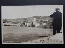 More details for ww1 australia anzac cove memorial service 25th april 1923 melbourne, rp postcard