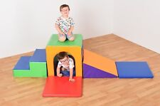 Soft Play Tunnel and Slide, Tumble Tots