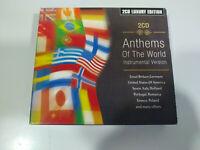 Anthems of The World Instrumental Version USA UK Greece Spain 2004 - 2 x CD - 2T