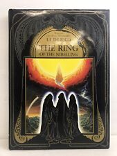 The Ring of Nibelung - Ul de Rico - 1980 - 1st Ed Thus - Hardback w/ D/jacket