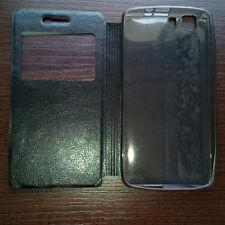Funda tipo libro / cartera.DOOGEE X5 / X5 PRO flip cover / case.. Black