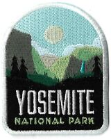 Yosemite National Park - Patch Embroidered Iron or Sew On Badge / Patches