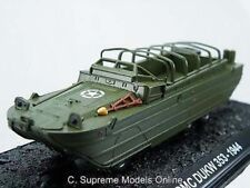GMC DUKW 353 - 1944 ARMY MILITARY 1/72ND SCALE BLITZ PACKAGED ISSUE K8967Q~#~