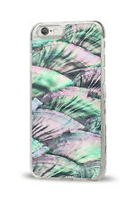 Real Sea Shell Natural Conch Peal Stone Glossy Cover Case for Apple iPhone 6 4.7