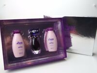 KATY PERRY PURRS GIFT SET WITH 50ML EDP, 120ML SHIMMER BODY LOTION & SHOWER GEL