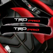 Roof Rack Pads TRD PRO lettering 24 inches
