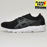 Asics Gel Kayano Knit Mens Retro Fitness Running Shoes Casual Trainers