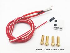 Volcano Eruption Hotend Pack Kit for E3D V6 J Head Hotend w/ 4 nozzles 1.75mm US