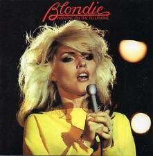 CD SINGLE BLONDIE Hanging on the telephone 2-track CARD SLEEVE