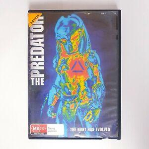 The Predator DVD Region 4 AUS Free Postage - Scifi Action
